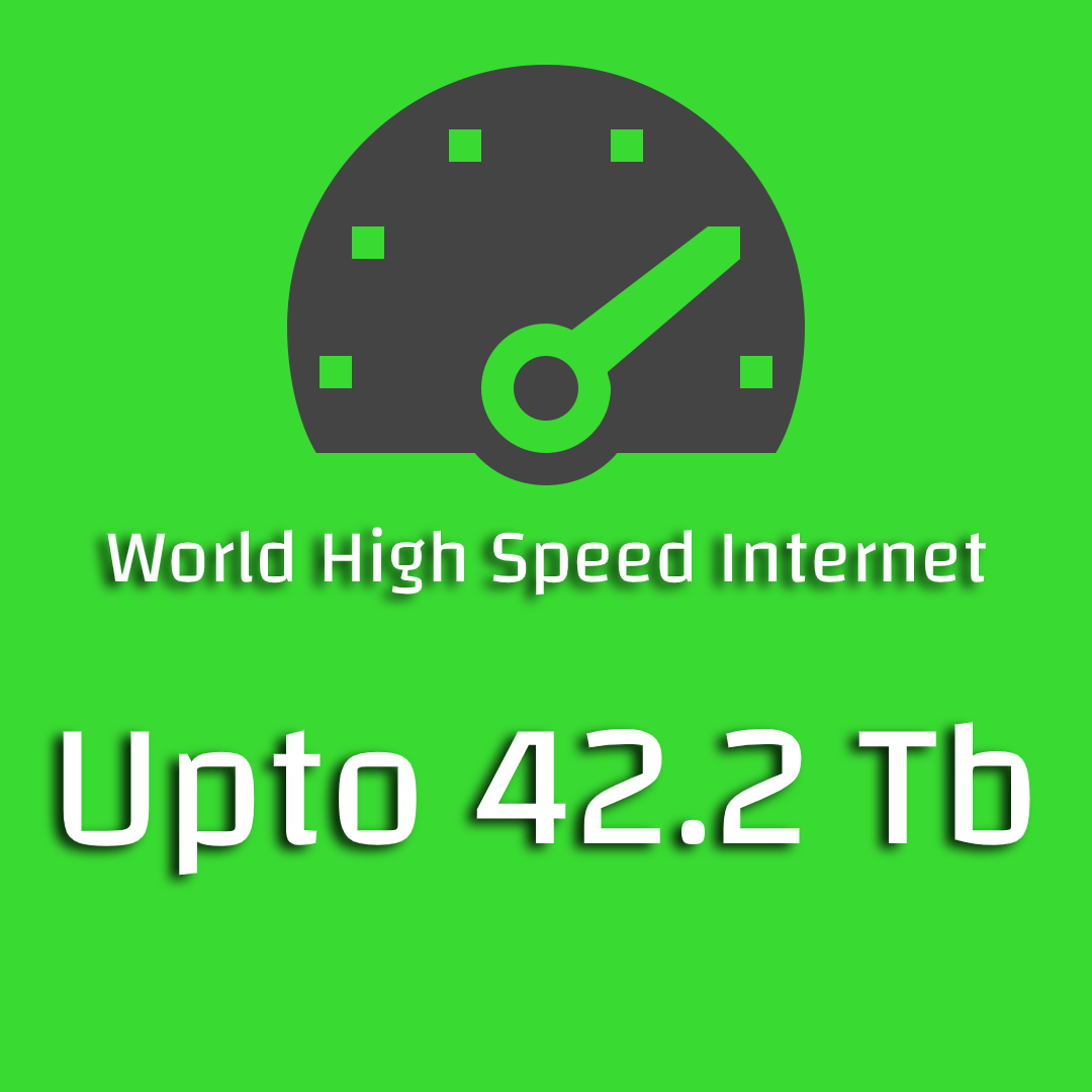 World high Speed Internet