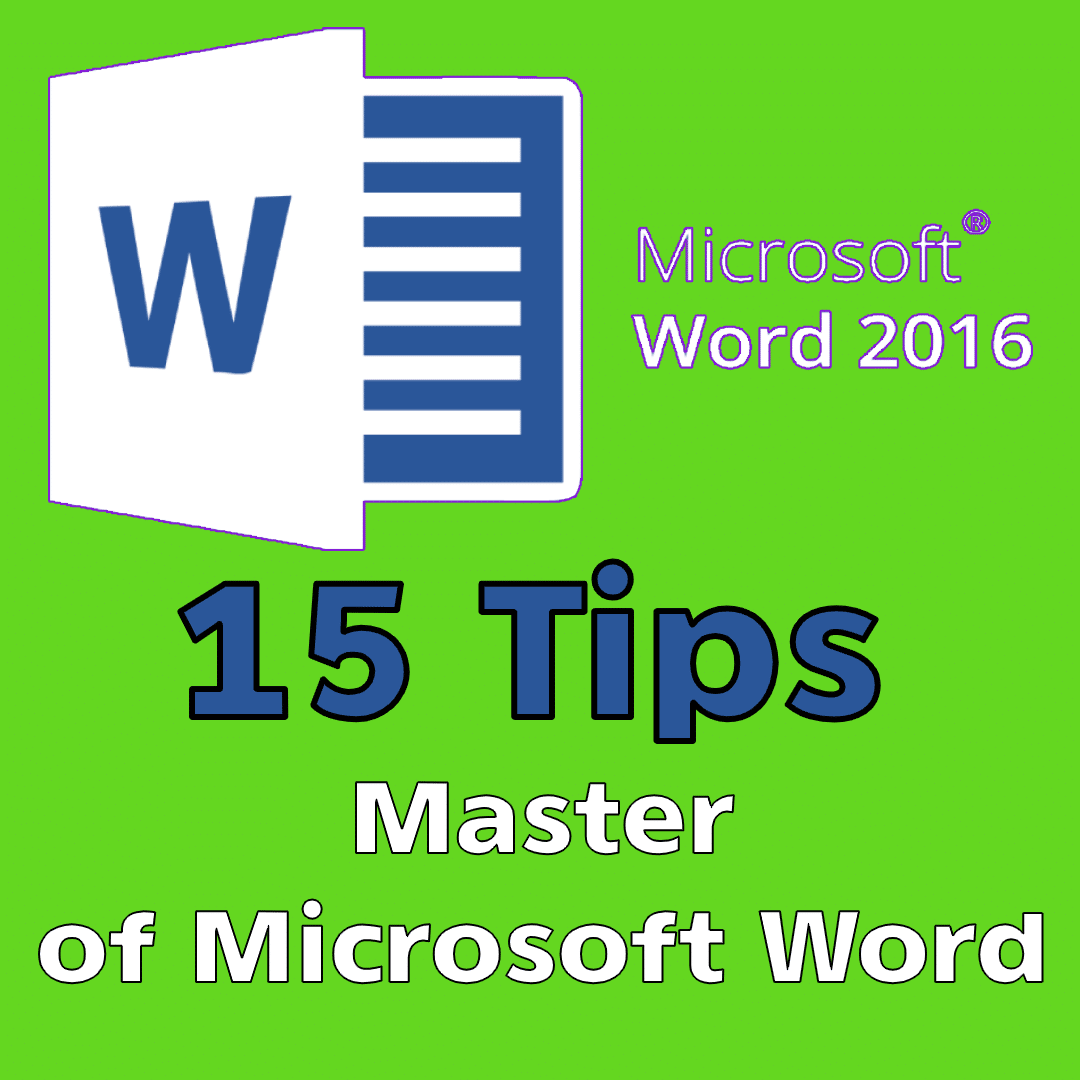 Master of Microsoft Word