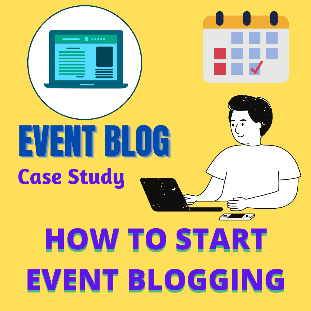 event blogging case study